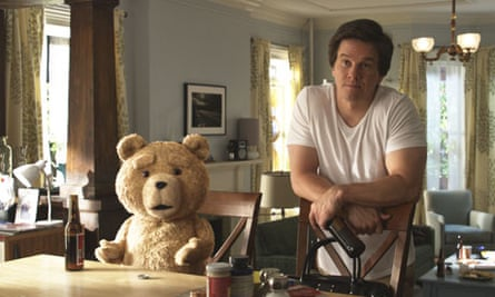 Ted, film of the week