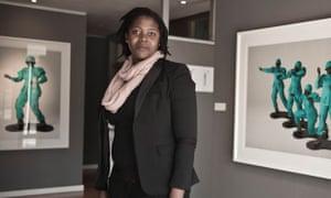 New Africa, Mary Sibande
