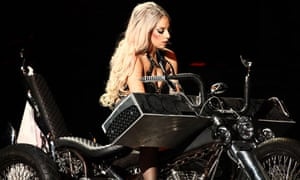 Lady Gaga – review | Music | The Guardian
