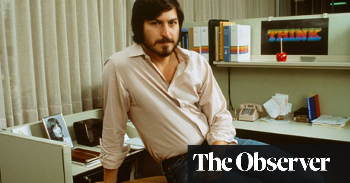 The Apple Revolution Steve Jobs The Counter Culture And How The Crazy Ones Took Over The World By Luke Dormehl Review Computing And The Net Books The Guardian