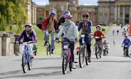 cycling blenheim