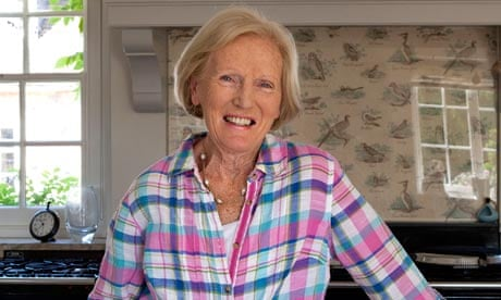 Mary Berry Cakes Are Healthy Too You Just Eat A Thin Slice From The Observer The Guardian