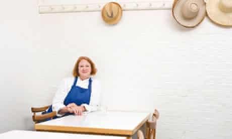 Margot Henderson at Rochelle Canteen