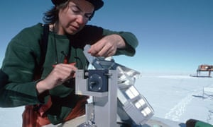 British Antarctic Survey, news