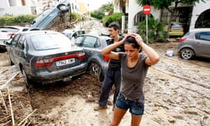 Death toll rises to 10 in southern Spanish flooding