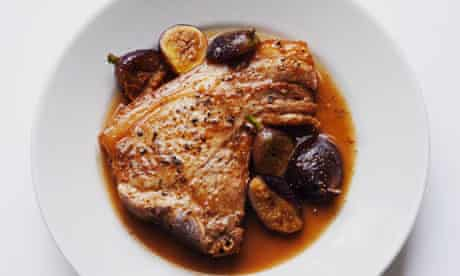 Pork and figs