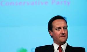 David Cameron addresses Conservative Women's conference
