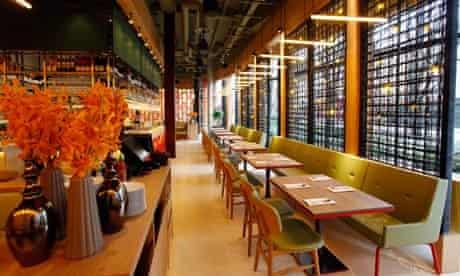 Naamyaa Café jay rayner