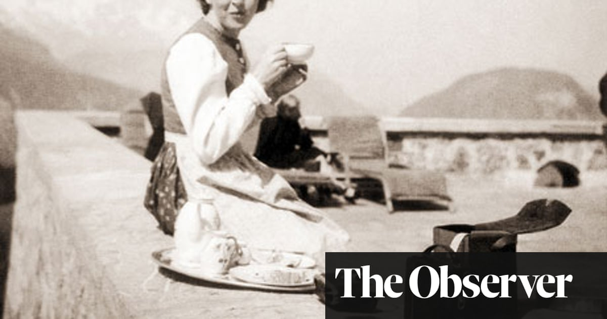 The Hitler home movies: how Eva Braun documented the