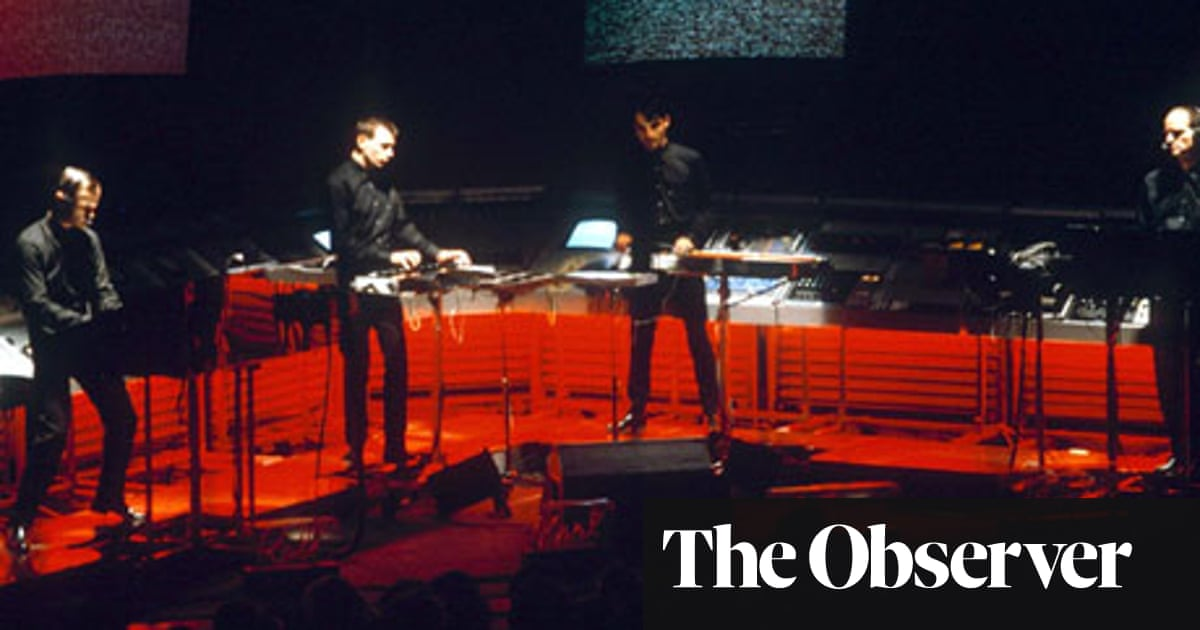 Why Kraftwerk are still the world's most influential band | Music