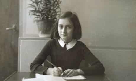 Anne Frank scrapbooks