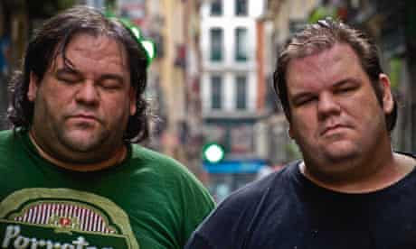 Narcolepsy brothers David and Miguel Angel Lopez