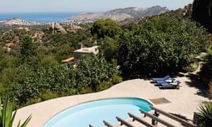 Bodrum Peninsula scott williams villa
