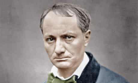french poet Charles Baudelaire (1821-1867) photo by Etienne Carjat c. 1866