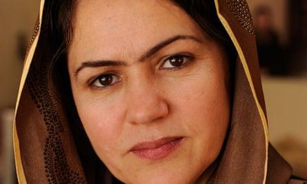 afghan MP