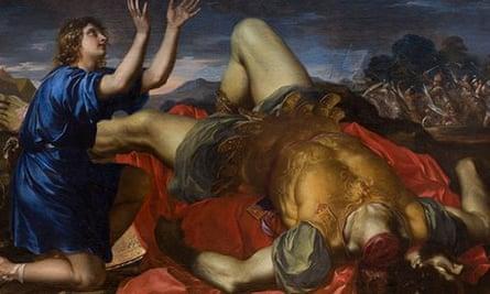 David and Goliath, books