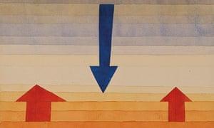 Greeting 1922 Paul Klee
