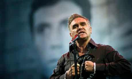 Morrissey, books