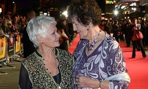 Judi Dench and Philomena Lee