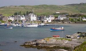 Port Ellen, on Islay