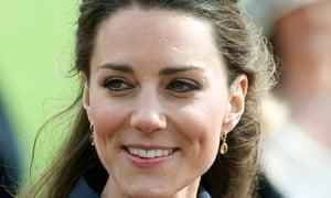 Kate Middleton, New reading