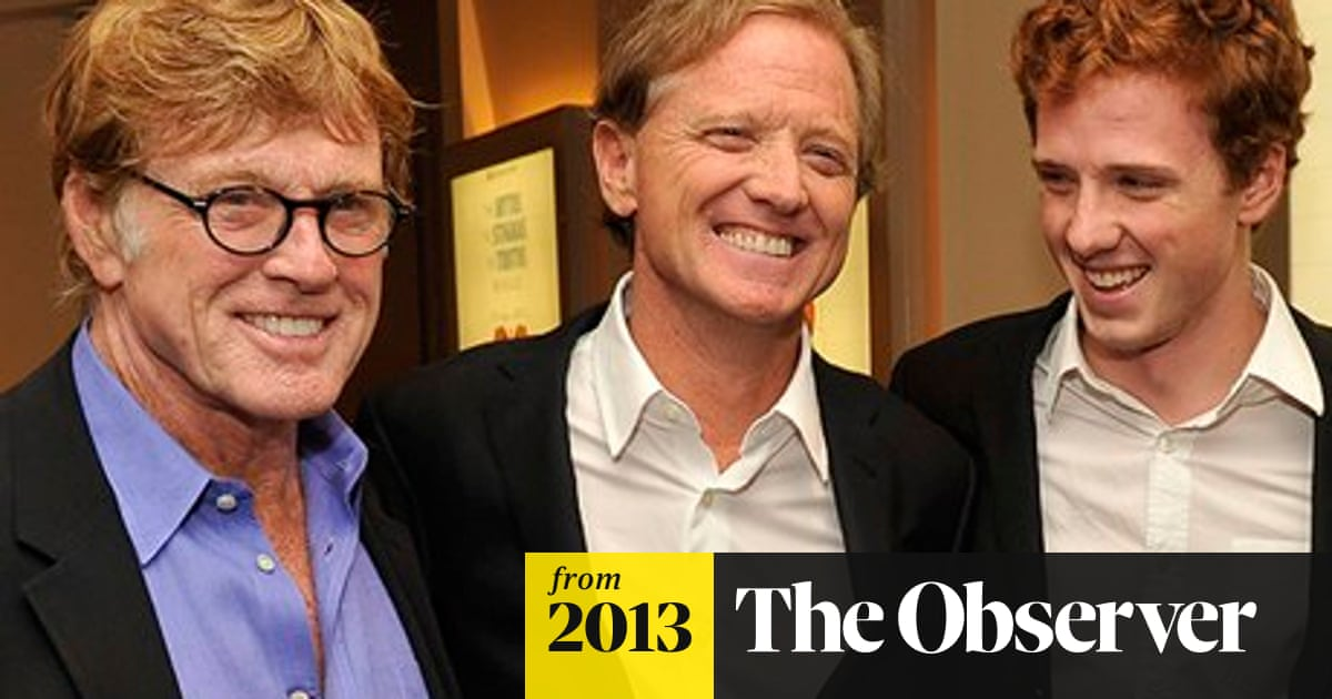 How Robert Redford's family are changing our thinking on dyslexia