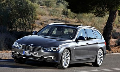 BMW 320d Touring: car review | Martin Love | Business | The Guardian