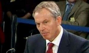 Tony Blair, Porter