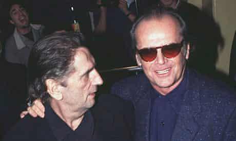 Harry Dean Stanton with Jack Nicholson