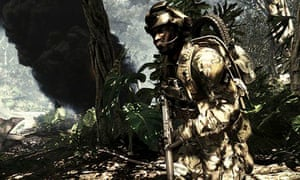 Call of Duty: Ghosts – review | Games | The Guardian
