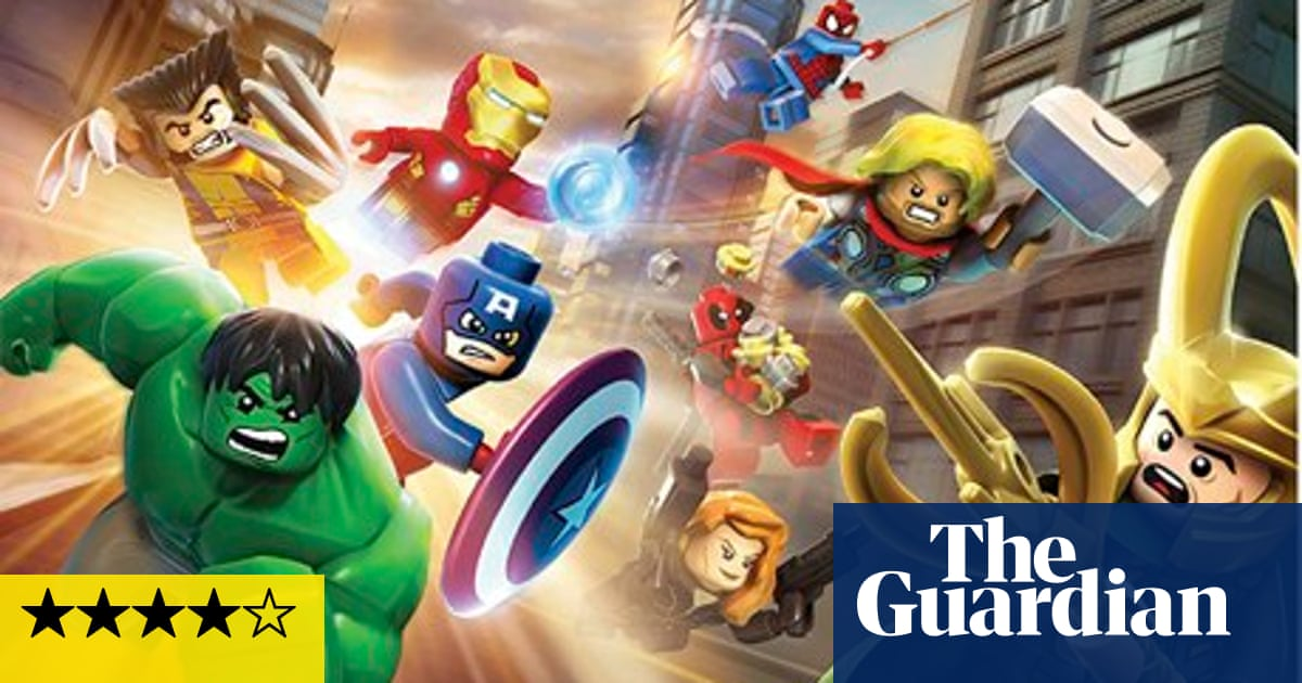 Lego Marvel Super Heroes - review | Games | The Guardian