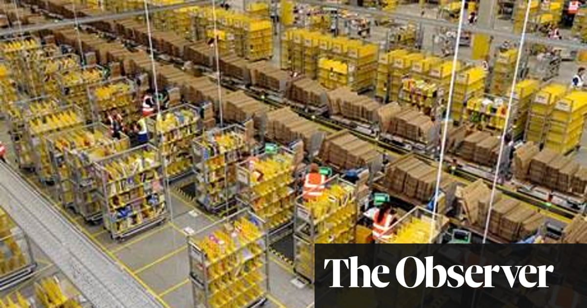 My Week As An Amazon Insider Amazon The Guardian