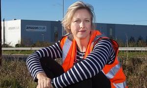 Carole Cadwalladr, Amazon feature
