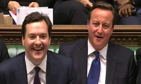 George Osborne, Hutton