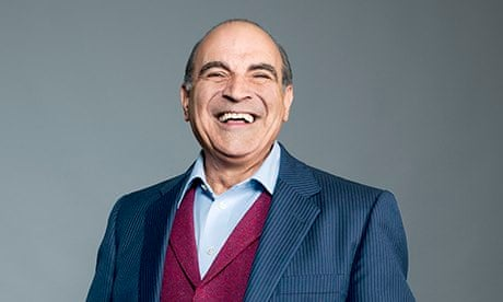 David Suchet: Poirot and me | Television & radio | The Guardian