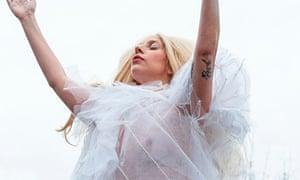 Lady Gaga Oct 2013