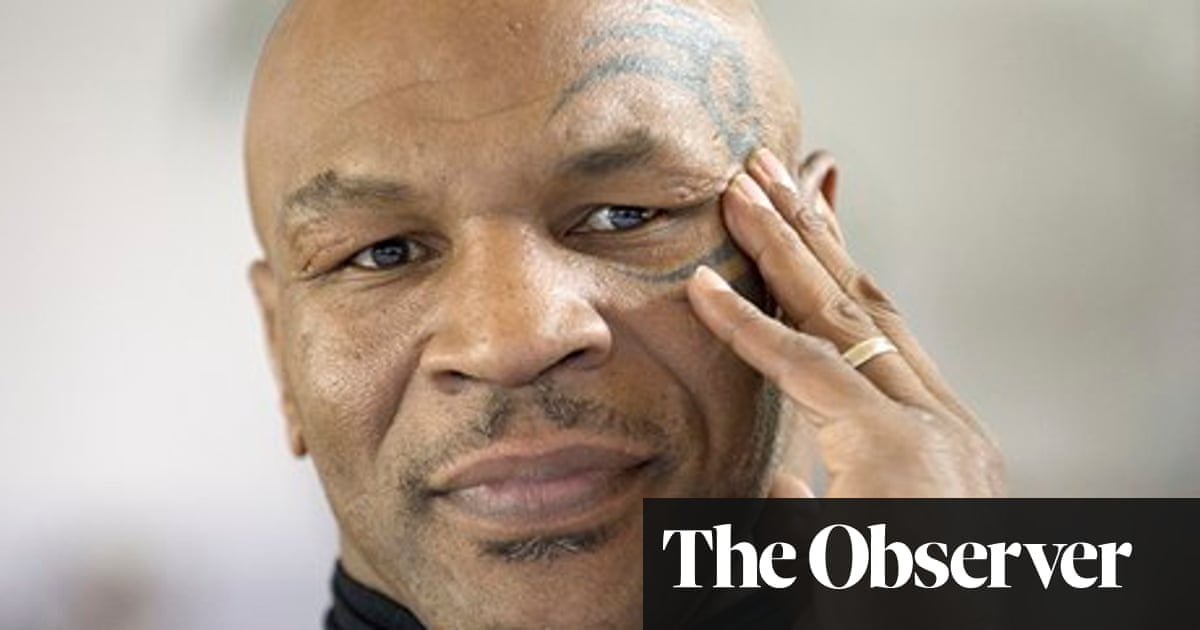 Undisputed Truth My Autobiography By Mike Tyson Review Autobiography And Memoir The Guardian