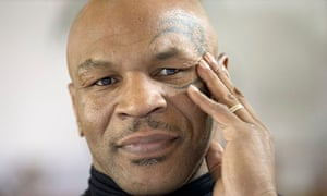 Mike Tyson, books