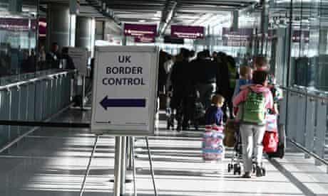 queue border control