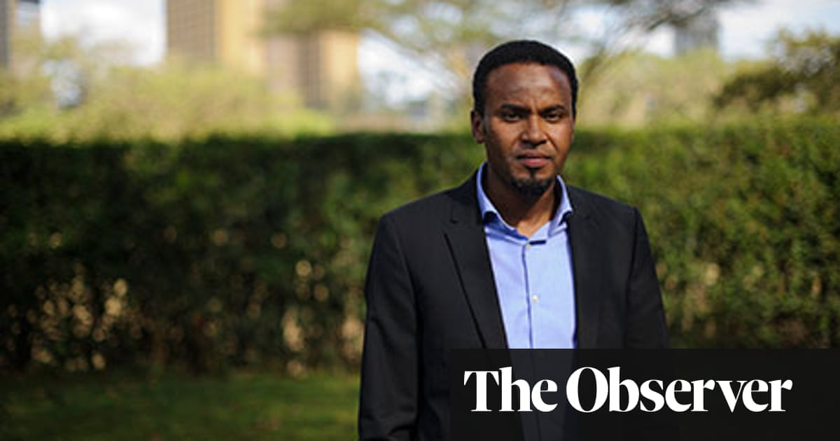 Abdul Haji: 'The thought that I might die at Westgate mall