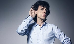 Mick Jagger, faces of 2013