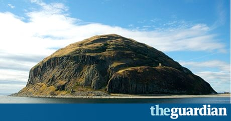 Ailsa Craig Granite Jewel Of The Firth Of Clyde Finally Finds A