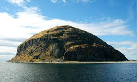 Ailsa Craig, Firth of Clyde
