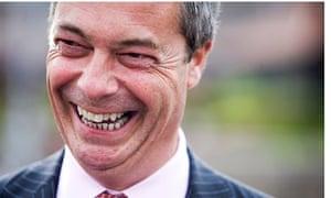 Nigel Farage in Aberdeen