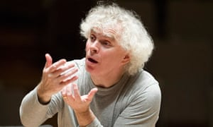simon rattle oae