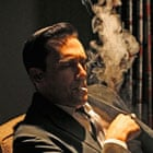 The character Don Draper in Mad Men