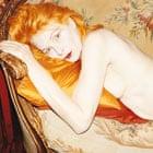 Juergen Teller's photograph of Vivienne Westwood