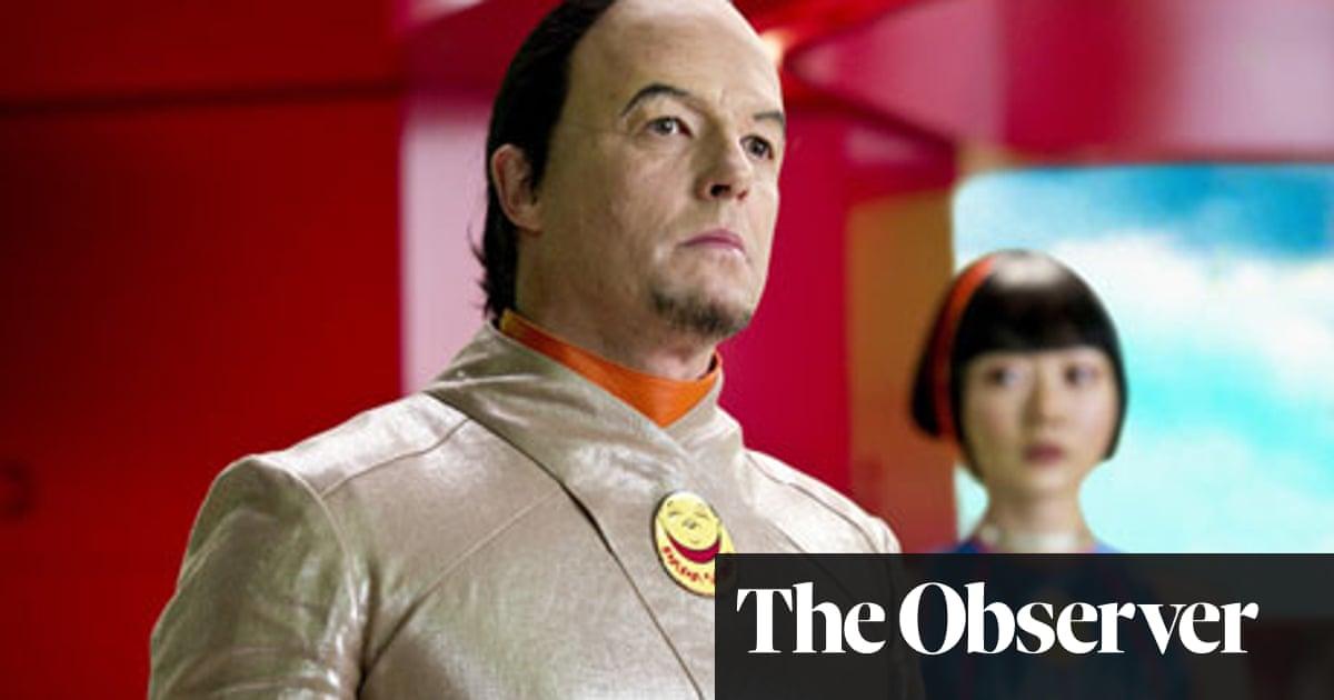 Cloud Atlas – review | Film | The Guardian