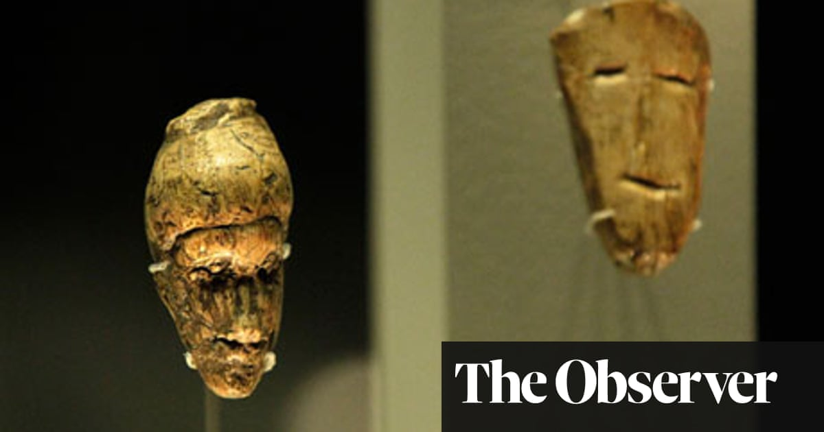 Ice Age Art: Arrival of the Modern Mind – review | Art and