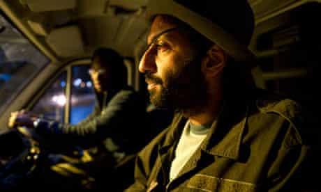 Adeel Akhtar as Wilson Wilson in Utopia.